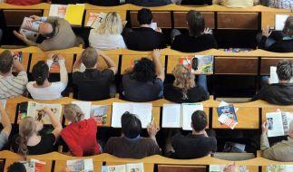 Studienkosten sind nun absetzbar (Foto)
