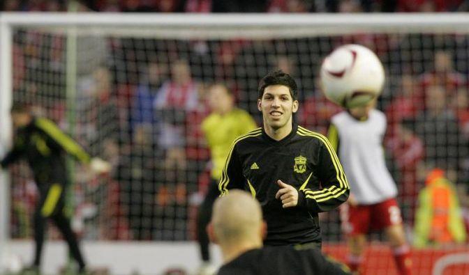 Stürmer Suarez verlängert Vertrag beim FC Liverpool (Foto)