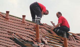 Sturmschäden für Versicherung dokumentieren (Foto)