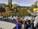 Stuttgart-21-Gegner protestieren in Berlin (Foto)