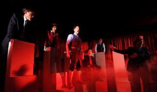 Stuttgart lacht über Schlichtungs-Musical (Foto)