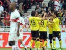 Stuttgart vs. Dortmund (Foto)