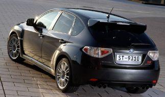 Subaru Impreza WRX STi  (Foto)