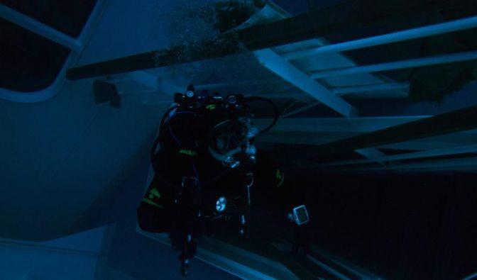 Suche auf «Concordia» geht in der Nacht weiter (Foto)