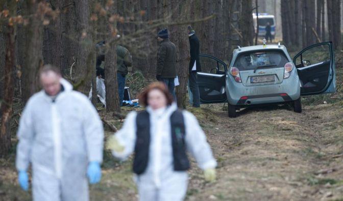 Suche nach dem mutmaßlichen Täter von Genthin (Foto)