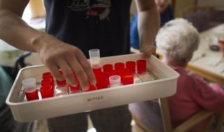 Sucht in Pflegeheimen weit verbreitet (Foto)