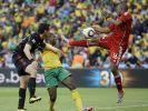 Südafrika gegen Mexiko (Foto)