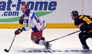 Super-Serie reißt: DEB-Team verliert gegen Russland (Foto)