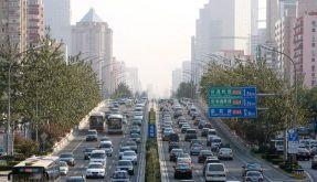 Super-Stau in China (Foto)