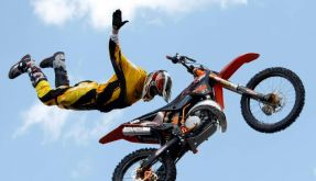 Supercross Freestyle (Foto)