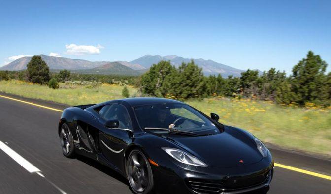 Supersportwagen von McLaren kostet 200 000 Euro (Foto)