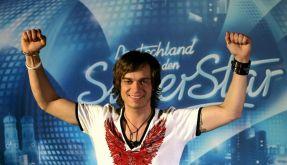 «Superstar» Thomas Godoj freut sich auf sein Baby (Foto)