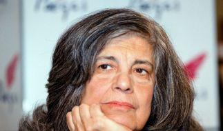 Susan Sontag (Foto)