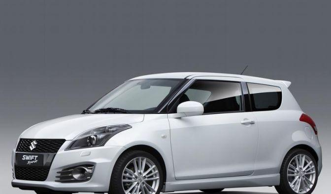 Suzuki bringt Swift Sport zur IAA (Foto)