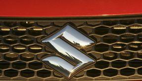 Suzuki kommt mit breiter Brust nach Frankfurt. Die Kleinwagen stehen im Vordergrund. (Foto)
