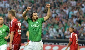 SV Werder Bremen - Hamburger SV (Foto)