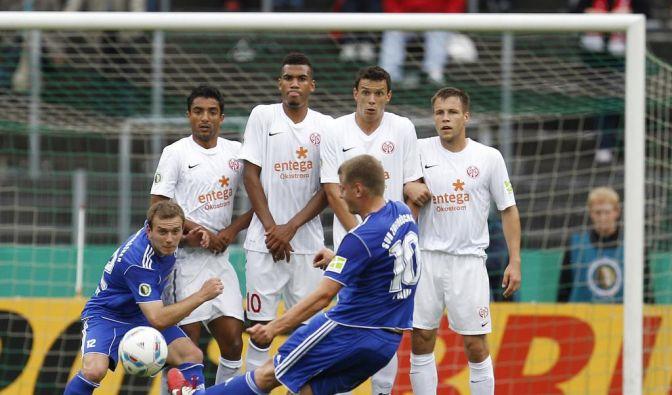 SVN Zweibrücken - FSV Mainz 05 (Foto)