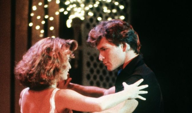 Swayze in «Dirty Dancing» (Foto)