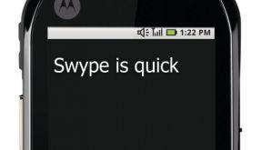 Swype (Foto)