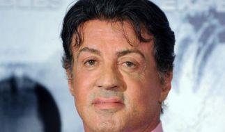 Sylvester Stallone kommt nicht zur Ruhe. (Foto)