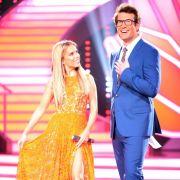 """Sylvie Meis und Daniel Hartwich moderieren gewohnt charmant """"Let's Dance"""". (Foto)"""