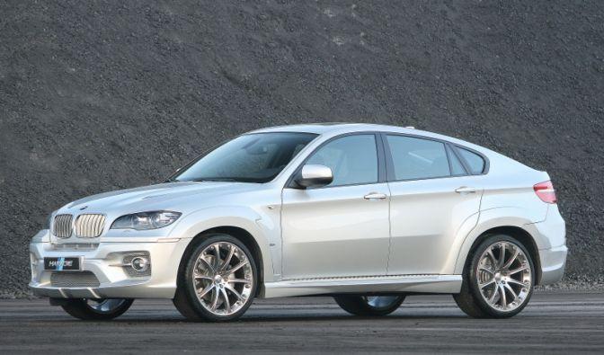 Symbiose aus Sport, Luxus und Diesel: der BMW X6 xDrive 35d aus dem Hause Hartge. (Foto)