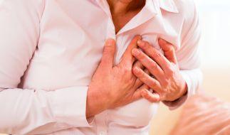 Symbolbild Herzinfarkt. (Foto)
