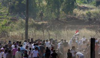 Syrien-Flüchtlinge (Foto)