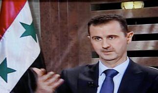 Syrien gibt im Streit mit Arabischer Liga etwas nach (Foto)