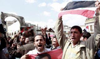 Syrien hebt Ausnahmezustand auf (Foto)