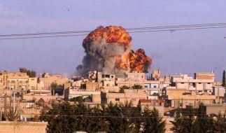 Syrien explodiert und brennt - und offenbar schrecken weder Regime noch Rebellen vor Gräueltaten zurück. (Foto)