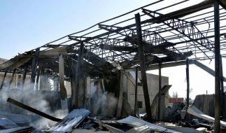 Syrien vor Abwärtsspirale in blutigen Bürgerkrieg (Foto)