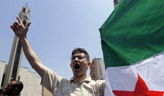 Syrienkonflikt greift auf Libanon über (Foto)