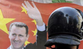 Syriens Opposition hofft auf UN-Sicherheitsrat (Foto)