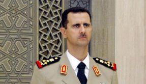 Syriens Präsident Assad. Sein Regime scheint am Ende. (Foto)