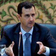 Syriens Präsident Baschar al-Assad ist mit dem gestrigen Anschlag empfindlich getroffen worden.