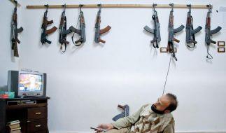 Syrische Deserteure drohen Assad - Damaskus über Annan empört (Foto)