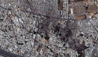 Syrisches Regime verliert Kontrolle - Mission verlängert (Foto)