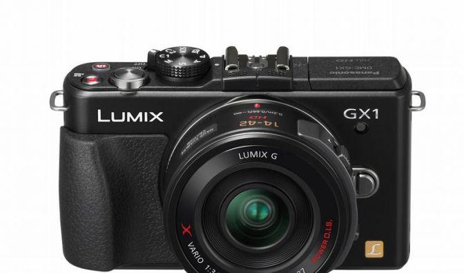 System und 3D: Neue Kameras von Panasonic (Foto)