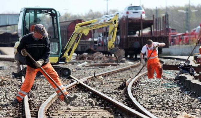 «SZ»: Schienenherstellern drohen Millionen-Bußgelder (Foto)