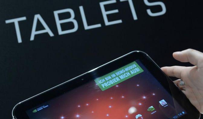 Tablet (Foto)