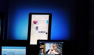 Tablets und neues Chip-Wettrüsten zum CES-Auftakt (Foto)