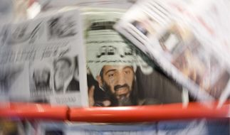 Tageszeitungen nach Tod von Osama bin Laden (Foto)