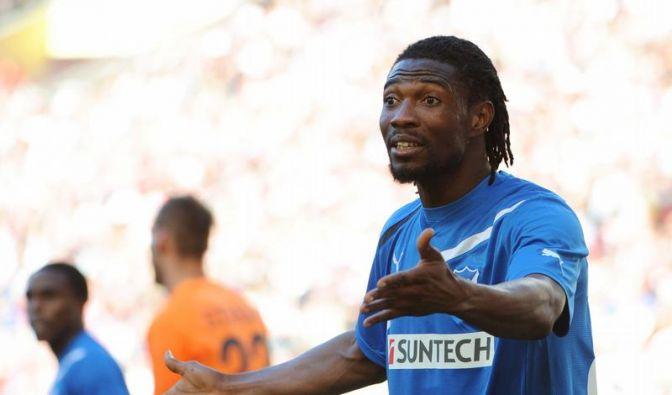 Takyi und Vorsah beim Afrika-Cup (Foto)