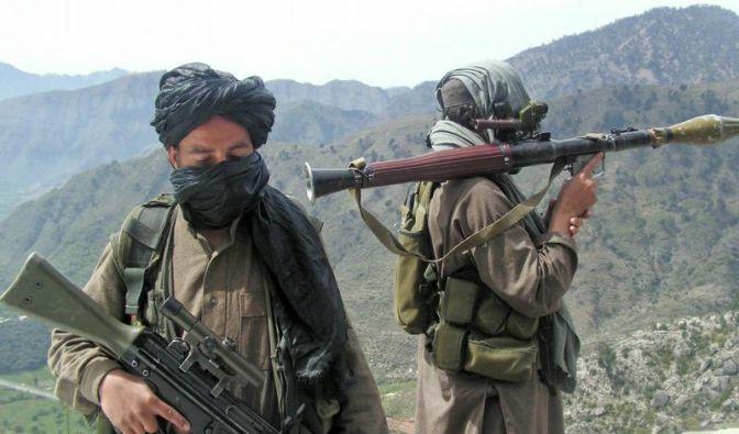 Taliban attackieren afghanischen Gouverneur (Foto)