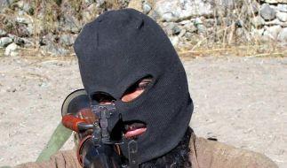 Taliban drohen den US-Soldaten mit Enthauptungen (Foto)