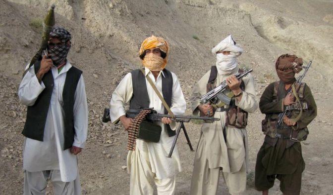 Taliban steinigen Liebespaar in Kunduz (Foto)
