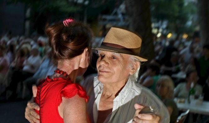 Tango gegen alte Regeln - Milongas-Boom in Buenos Aires (Foto)