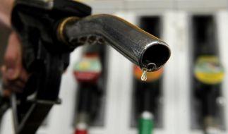 Tanken ist teuer: Die Spritpreise sind im letzten Jahrzehnt kräftig gestiegen. (Foto)