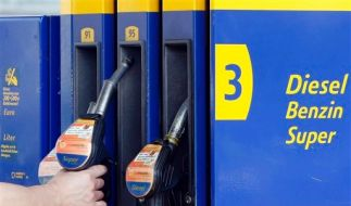 Tankstelle Benzinpreise (Foto)